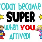 Superhero inspirational poster #2