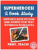 Superheroes!: Not Just A Book Report, Guided Learning