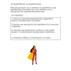 Superheroes y Superheroinas