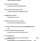 Supersize Me Worksheet Answers