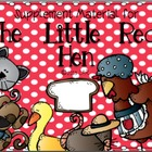 Supplemental Literacy Activities for The Little Red Hen