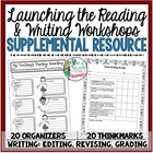 Supplemental Printables for the unit:'Launching the Readin