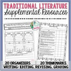 Supplemental Printables for the unit:'Traditional Literatu