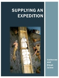 Supplying an Expedition (a Lewis and Clark Activity)