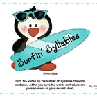 Surfin' Syllables