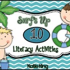 Surf&#039;s Up: 10 Literacy Activities