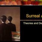 Surreal Art Movement PowerPoint