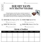 Survey Says: Data Analysis Project