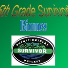 Survivor Biomes Research Project
