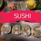Sushi Wars!  Ultimate Fun Activity!
