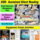 Sustained Silent Reading Success : PowerPoint