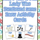 Swallowed Some Snow Activity Cards