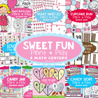 Sweet Centers - 8 Fun Valentine&#039;s Day Math Centers