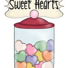 Sweet Hearts - Valentines Day Fun for K, 1, 2