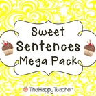 Sweet Sentences Mega Pack {Grammar & Writing Activities fo