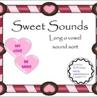 Sweet Sounds Long O Word Sort