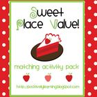 Sweet Strawberry Place Value