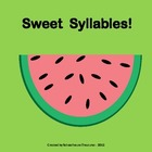 Sweet Syllables!