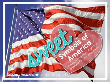 Sweet Symbols of America Freebie Pack