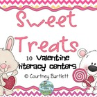 Sweet Treats (10 literacy centers)