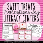 Sweet Treats [7 Valentine's Day Literacy Centers]
