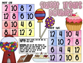 Sweet Treats Doubles