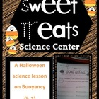 Sweet Treats Halloween Science Center {G.r.o.s.s. Science Labs}