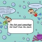 Swimming With Reflexive Pronouns SMARTboard Lesson (CC L.2.1c)