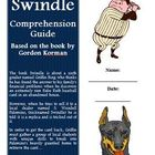 Swindle by Gordon Korman Reading Activities Super Bundle