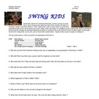 """Swing Kids"" movie study guide"