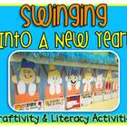 Swinging Into A New Year! A Craftivity For Back To School