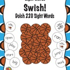 Swish! Sight Words