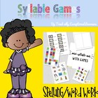 Syllable Mini Unit