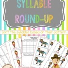 Syllable Round-Up