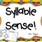 Syllable Sense