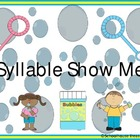 Syllable Show Me! - A Cooperative Syllable Game