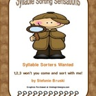 Syllable Sorting Sensations