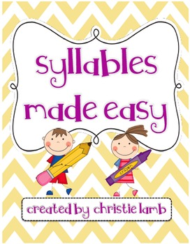 Syllables Made Easy