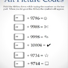 Symbol Codes Using the Alt Key