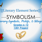 Symbolism Literary Symbols PowerPoint Common Core