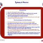 Symbols of America Part 2: Note Taking Guide w/ CCSS
