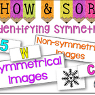 Symmetry Sorting - PERFECT FOR CENTERS!