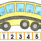 Symple Reader&#039;s Week 2: &quot;Friends on the Bus&quot; Counting and 