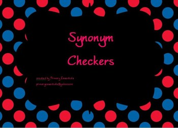 Synonym Checkers