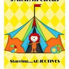 Synonym Circus...Starring Adjectives
