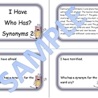 Synonym  Game 2