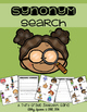 Synonym Search Game