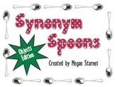 Synonym Spoons Game - Objects Edition