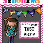 Synonym Test Prep-2nd or 3rd Grade