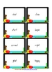 Synonyms Match up Cards - Literacy Centre Idea - 6 pages